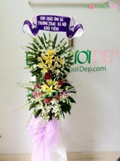 Hoa chia buồn giá rẻ - TL048