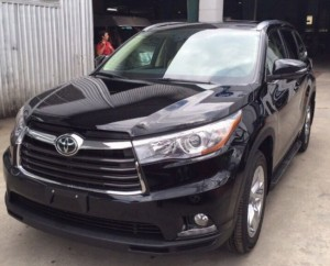 Toyota Highlander 3.5 Limited sx 2k16 full...