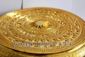 Combo đôi trống đồng mô hình đk 12cm Đông Sơn và Phú Phương giá tốt nhất tại Sài Gòn