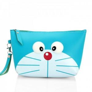 Túi đựng mỹ phẩm cầm tay silicon hoạt hình vô cùng xinh xắn - MSN183023