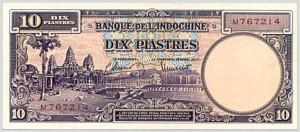 10 Piastres 1947