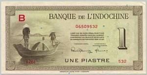 1 Piastre 1945-1951