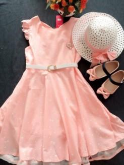 Đầm bé gái dễ thương