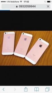 Thay vỏ iphone 5/5s lên 5se