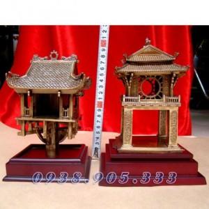 Biểu trưng chùa một cột, khuê văn các, quà...