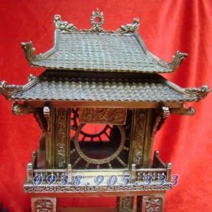 Biểu trưng chùa một cột, khuê văn các, quà tặng  độc đáo đối tác nước ngoài