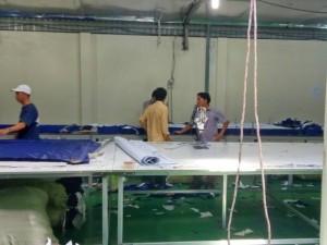Xưởng may gia công Trang Trần chất lượng