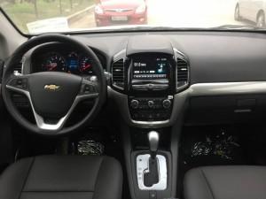 Cùng Chevrolet trải nghiệm CAPTIVA hoàn toàn...