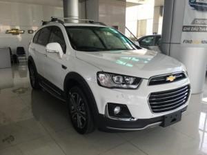 Chevrolet Captiva đẳng cấp mới ! Hỗ trợ vay 100%