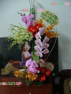 Hoa sinh nhật độc đáo - GSN011