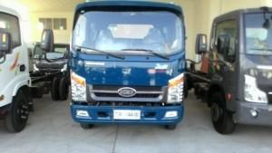 Xe tải VEAM VT750 7t3 thùng mui bạc