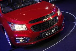 Ưu đãi lớn khi mua Cruze LT