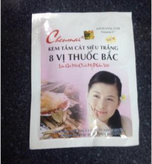 Sữa tắm Chenmai 8 vị thuốc bắc