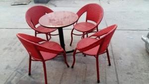 Cần thanh lý gấp bàn ghế cafe giá siêu rẻ