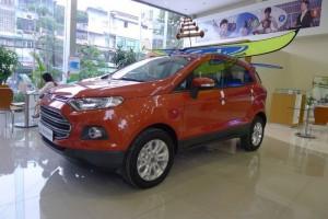 Xe Ford Ecosport Titanium Đỏ sao hỏa, Khuyến...