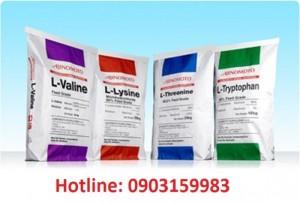 Mua bán L-Lysine - axitamine trong thức ăn chăn nuôi