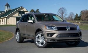 Xe Volkswagen Touareg 2016 - Xe Đức nhập khẩu...