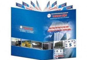 Chuyên in ấn Lịch độc quyền,  tờ rơi, brochure, catalogue, folder