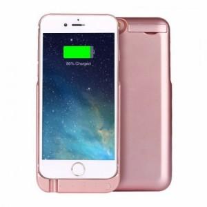 Ốp Lưng Kiêm Sạc Thông Minh iPhone 6 Plus Và Kính Cường Lực GEX