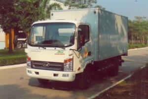 Xe tải veam VT200-1 mới đời 2016