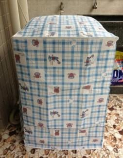 Vỏ bọc máy giặt áo trùm máy giặt chống bụi