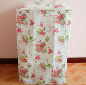 Vỏ bọc máy giặt áo trùm máy giặt chống bụi cửa trên và cửa ngang