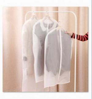 Combo 3 túi bọc quần áo chống bụi peva size nhỏ