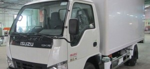 Xe tải isuzu QKR55F 1.4 tấn nhập khẩu  Nhật bản