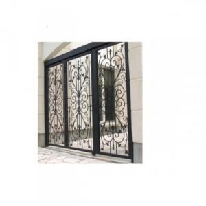 Cửa cổng sắt nghệ thuật Việt Nhất - CSVN30