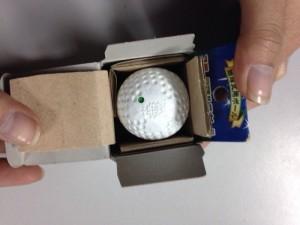 Bóng golf nổ dùng cho khai trương
