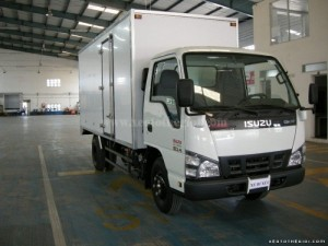 Xe tải Isuzu 1.4 tấn QKR55F 2016 bán trả góp. Lãi suất thấp