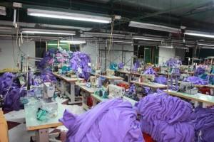Xưởng may gia công Trang Trần chuyên gia công mặt hàng may mặc