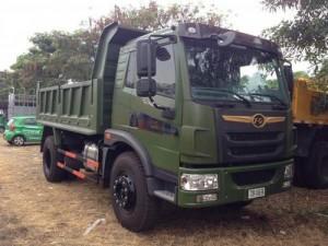 Xe tải ben 8,75 tấn Trường Giang