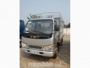 Xe JAC 2,4 tấn giá mềm