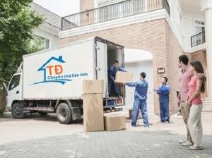 Dịch vụ chuyển nhà liên tỉnh giá rẻ nhất tại Hà Nội