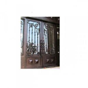 Cửa cổng sắt nghệ thuật Việt Nhất - CSVN010