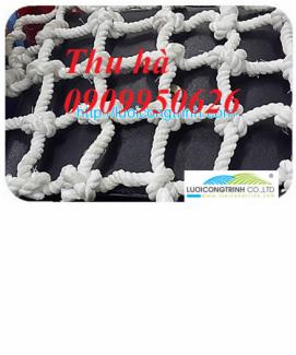 Lưới dù an toàn màu trắng