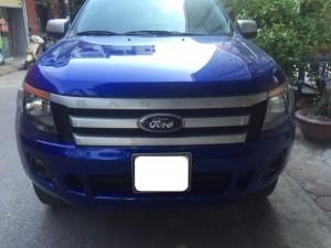 Bán Ford Ranger XLS 2.2 số sàn 2013 màu xanh...