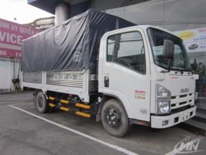 Bảng giá xe Isuzu chính hãng 1.4 tấn NLR55E + khuyến mãi cực hot