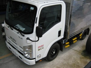 Tổng đại lý phân phối chính thức xe tải Isuzu 1.4 tấn NLR55E 2016, bán trả góp