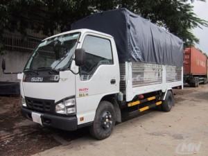 Bán xe tải Isuzu NLR55E 1.4 tấn, hỗ trợ vay và trả góp