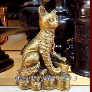 Tượng mèo 12 con giáp - Người tuổi Mão Mùi, Hợi xem ngay để có tiền tài, sức khỏe