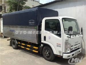 Đại lý xe tải Isuzu 1,9 tấn NMR85H Miền Nam, hỗ trợ vay lãi suất thấp, giao xe ngay