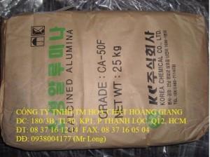 Bán Al2o3 Hàn Quốc