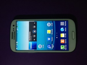 Galaxy S3 qt I9300 white