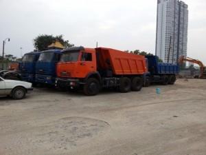 Bán Xe Ben Kamaz 3 cầu 15 tấn Kamaz 65111 6x6 nhập khẩu Nga 2016