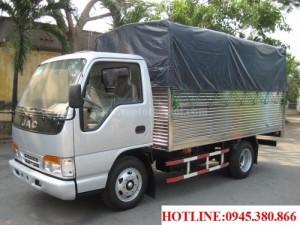 Cần bán xe tải JAC 1 tấn49
