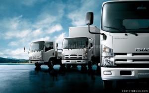 Tổng đại lý Isuzu Miền Nam bán xe tải NPR85K 3.95 tấn trả góp, giá cực rẻ