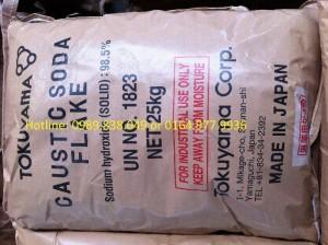 Bán Xút vảy, xút hạt - Sodium Hydroxide - NaOH - 水酸化ナトリウム - 수산화 나트륨 - 氢氧化钠 - NaOH Nhật, Đài Loan