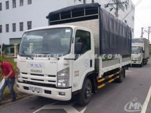 Xe tải Isuzu NPR85K 3.5 tấn giảm giá chỉ còn 588 triệu